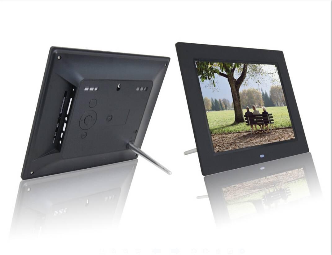 "new design 7"" ABS materical digital photo frame"