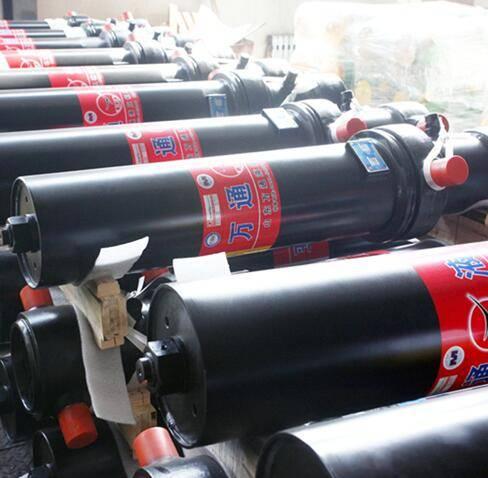 Dump Trailer Hydraulic Telescopic Cylinder
