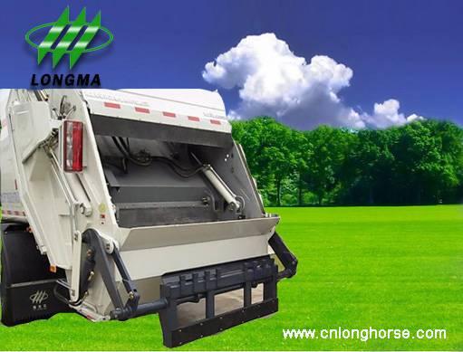 Trash Vehicle