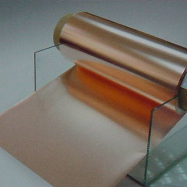 Shielding Copper Foil using in the MRI