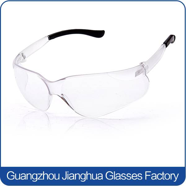 hot selling funny safety glasses anti fog clear lens eyewear