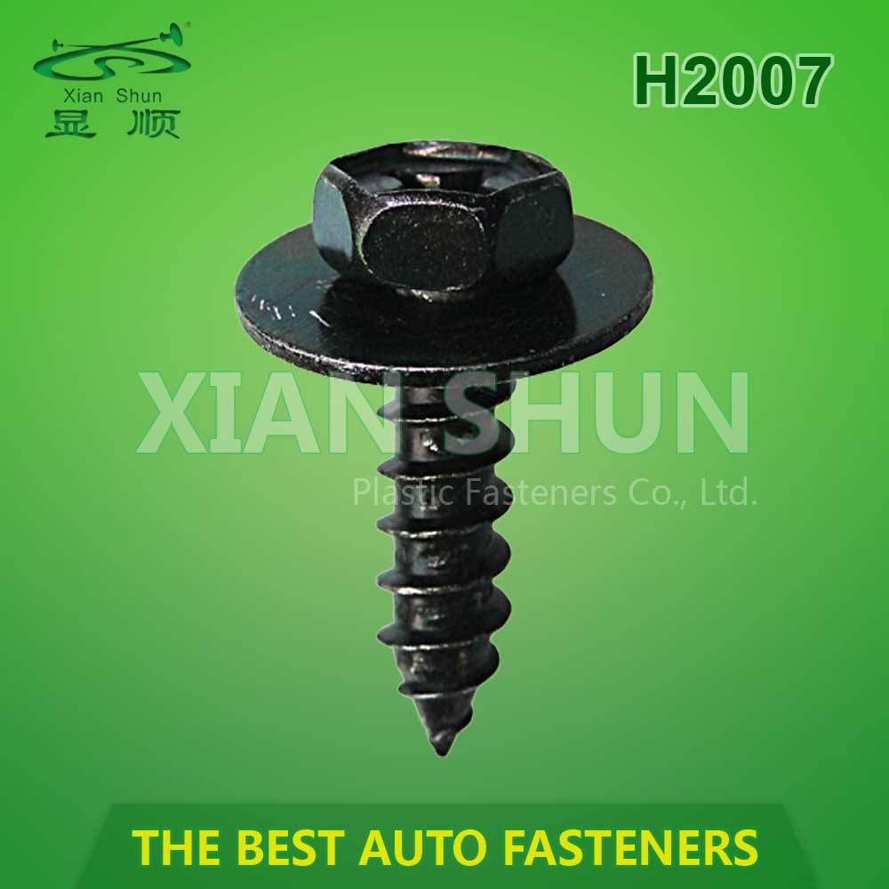 Auto Bumper Screws For Aftermarket Auto Fasteners Metal Screws