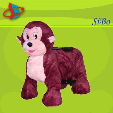 GM5922  plush toy animal rides
