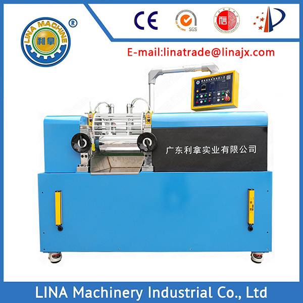 4 Inch Open Mixing Mill for Rubber Plastic