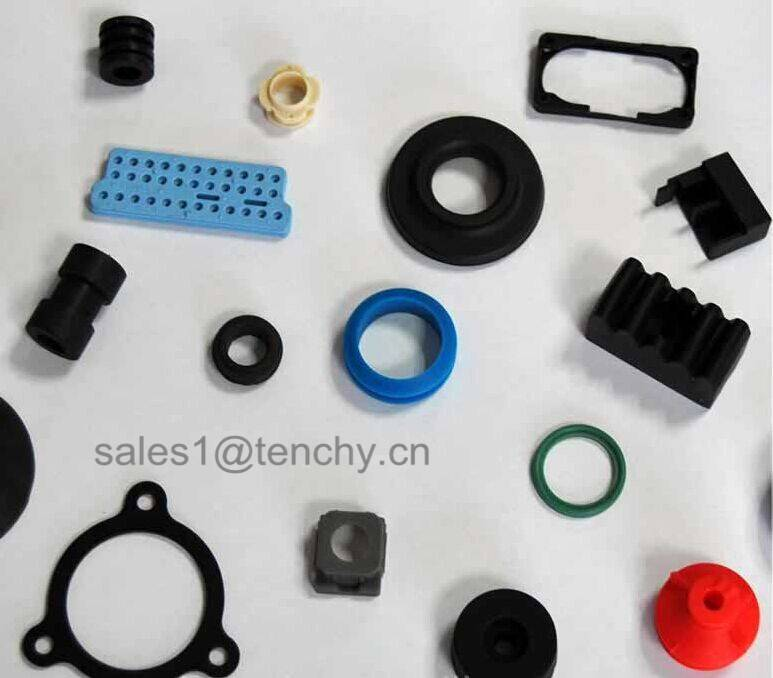 Silicone pressure seal gasket