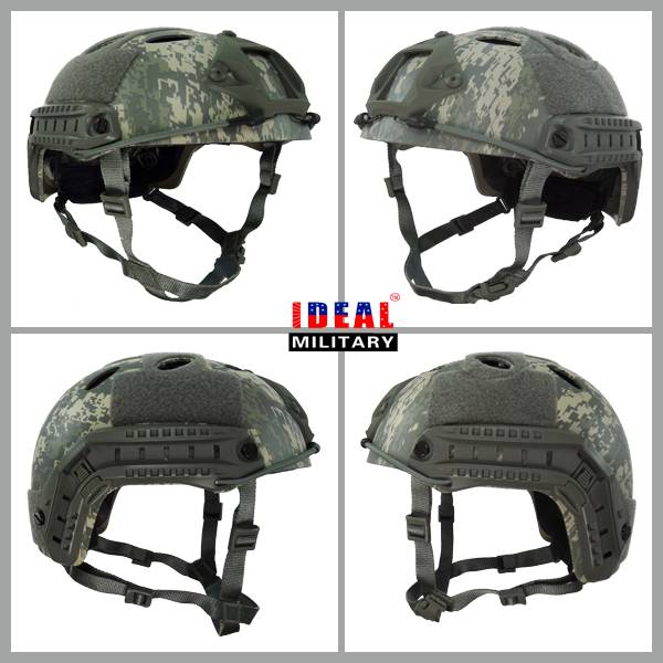 FAST ACH Helmet ACU Camo for military helmet battle helmet