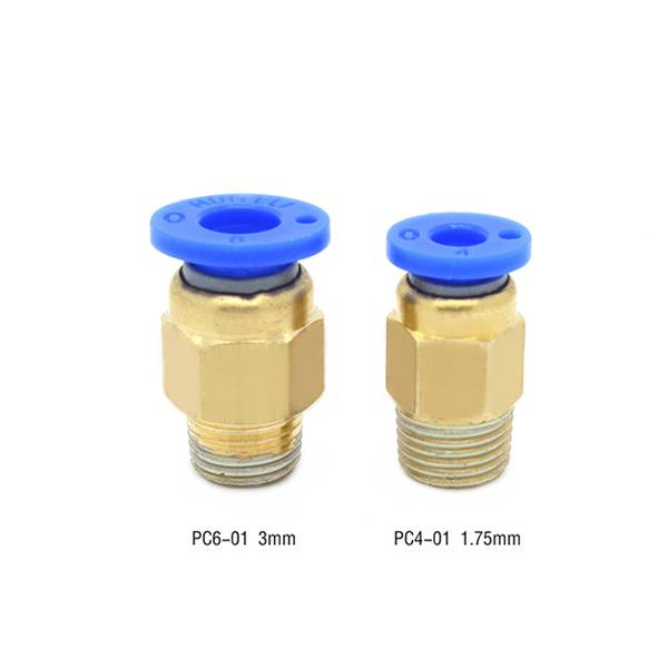 Cashmeral please to sell PC6-01/PC4-01 pneumatic connector for 3D printer bowden J-head hotend