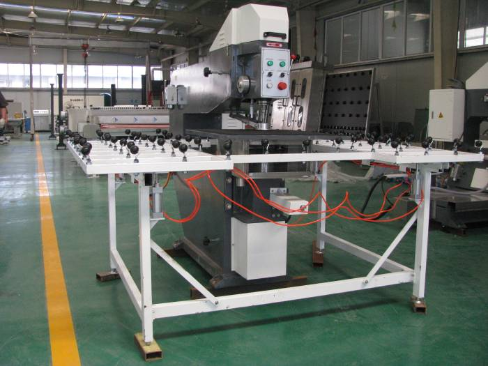 Glass driling machine with competitive price