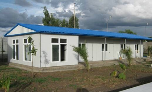 Prefabricated and Customized Design Steel House