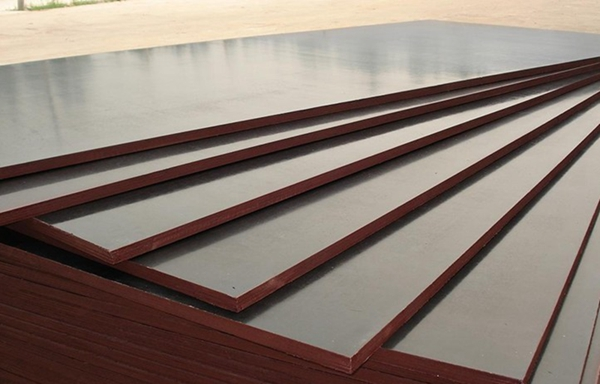 Building materials 18mm black brown film faced plywood