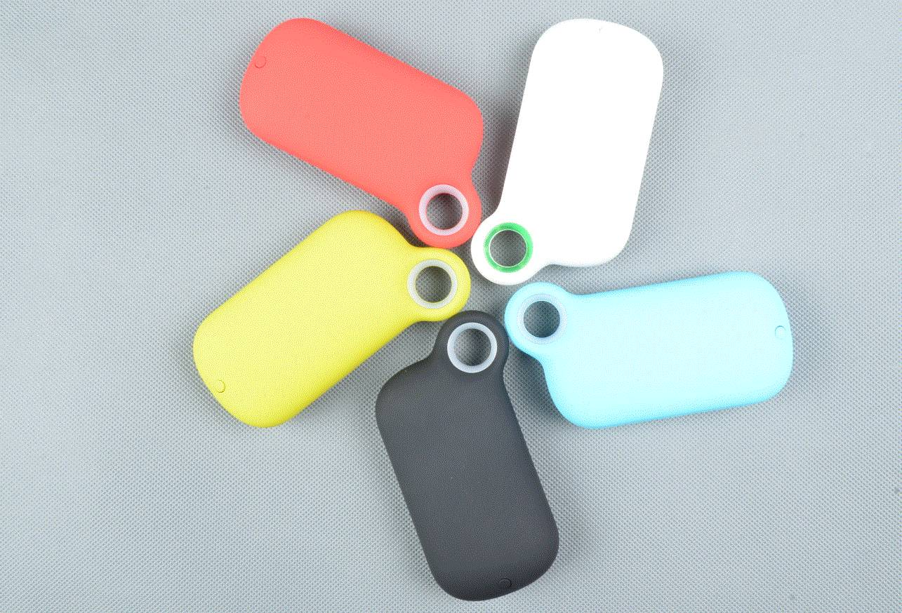 unique and fashionable cell phone MP4 portable charger 4400MAH colorful handable