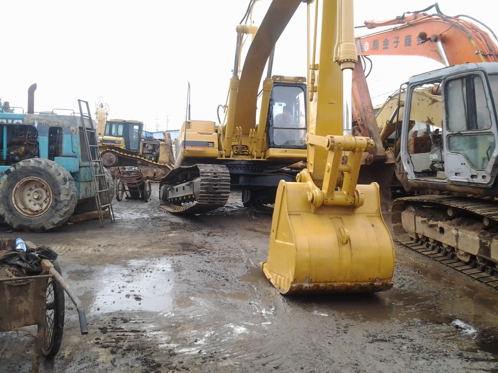 Used best price Caterpillar Crawler Excavator 330BL 330B for sale