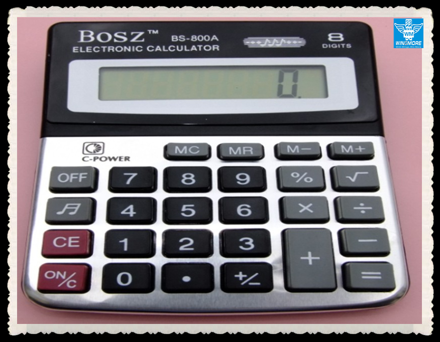 Scientific Calculator WM-YM-004