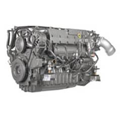 New Yanmar 6LY2A-UTP Marine Diesel Engine 370HP