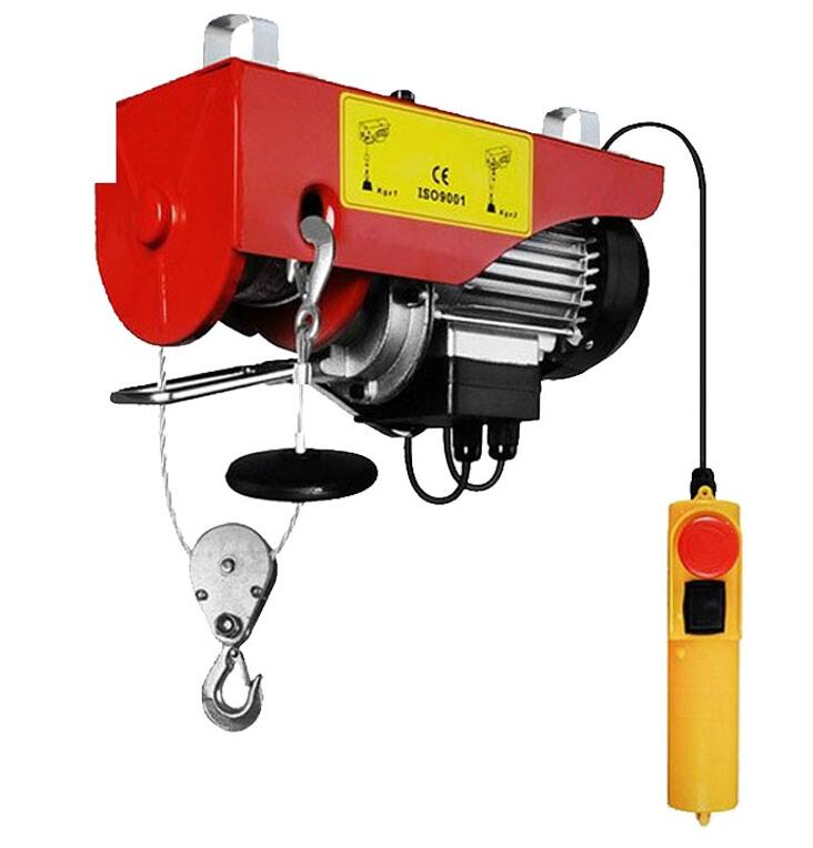 Electric Mini Hoist PA1600