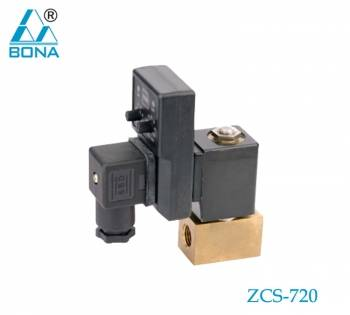 ZCS-720solenoid valve for water supply and drainage autodrain solenoid valve