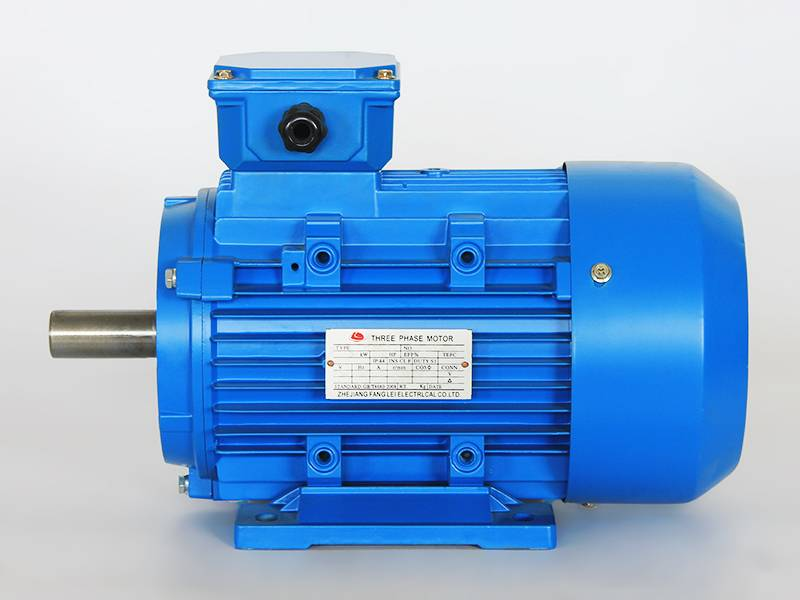 YE2 High-Efficiency  Aluminium three phase Induction motor