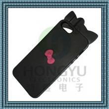cute silicone mobile phone case
