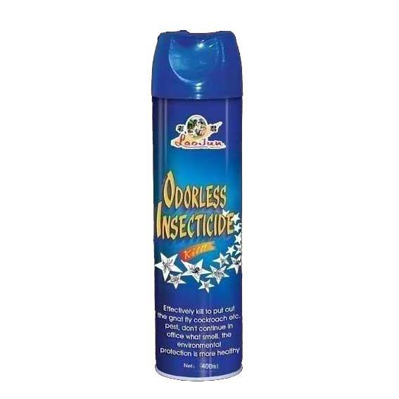 Odorless insecticide3808