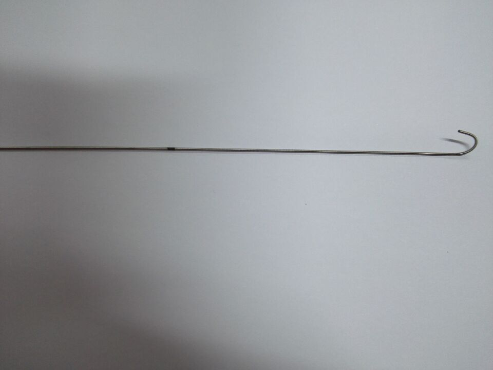 45cm 60cm 0.021 0.025 CE Nitinol core guide wire