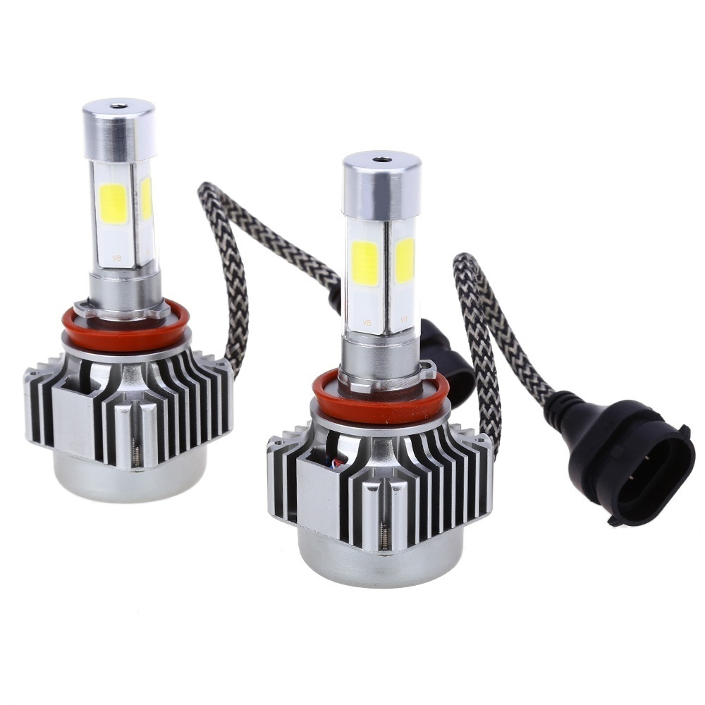 Factory OEM Hi/Lo Beam 36W 4000LM LED Headlight Bulb kit IP68