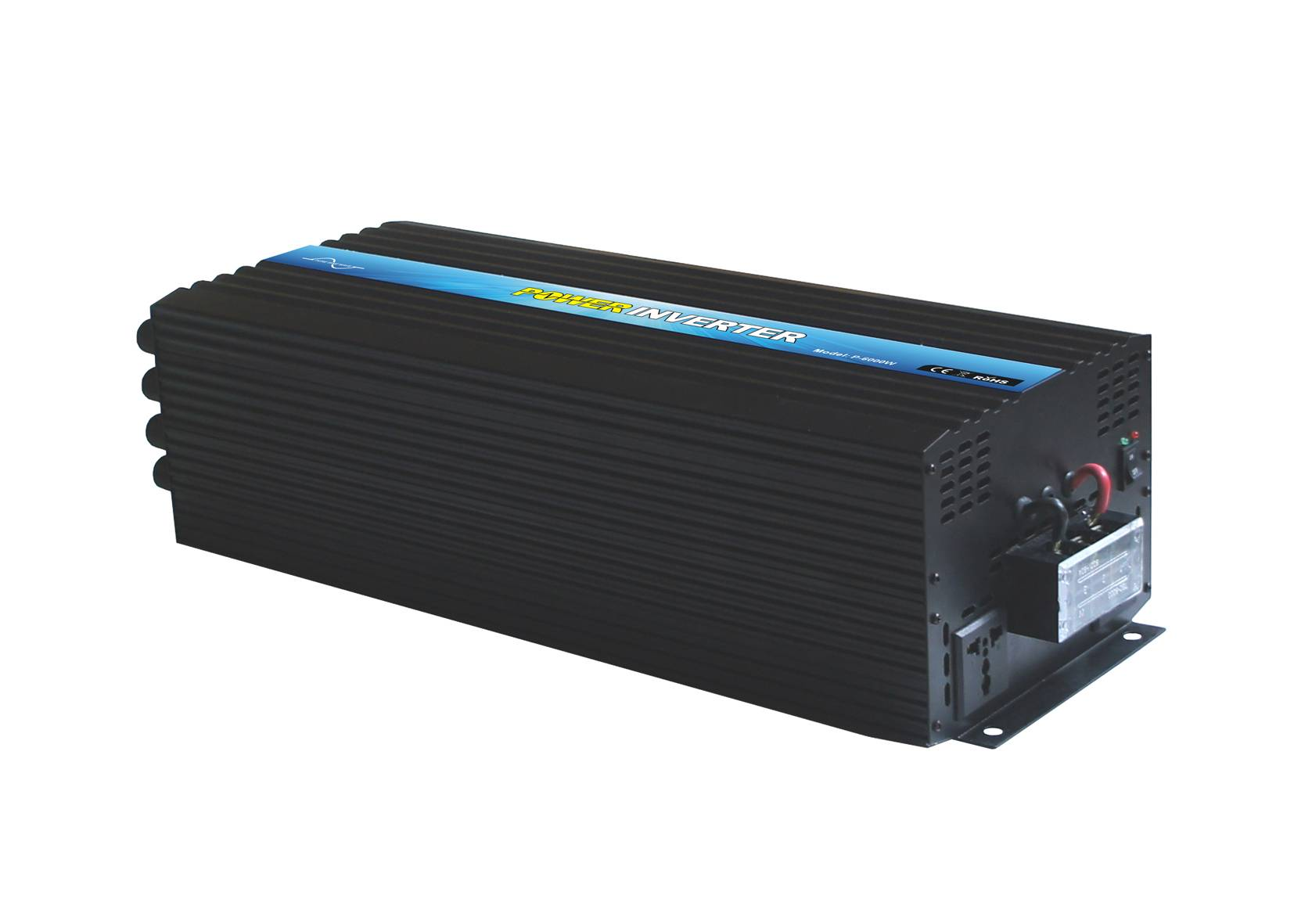 Off Grid High Frequency Pure Sine Wave Inverter 6000W