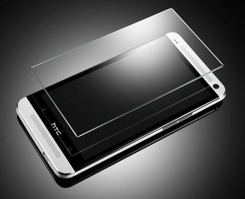 tempered glass screen protector for HTC ONE