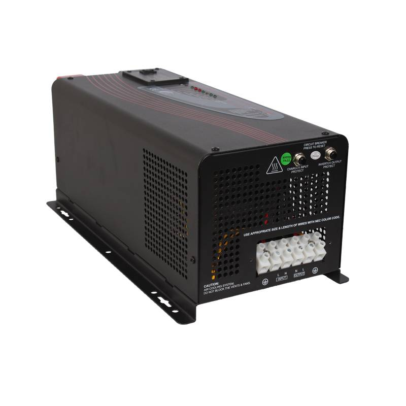 High Reliability 5000W 48V DC 110V 220V AC Single Phase PV Solar Inverter for PV Solar System