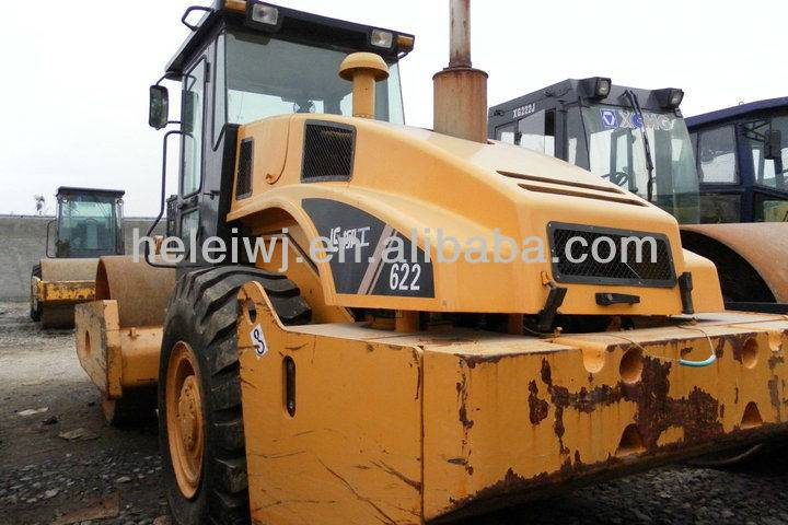 Used LIUGONG CLG622 Road Roller