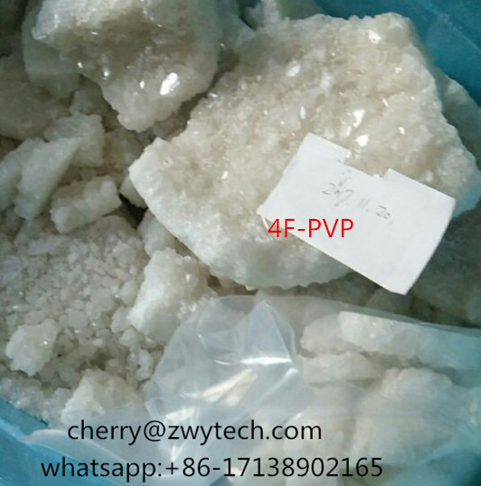 5F-PVP 4F-PHP 4F-PVP 4CL-PVP high quality research chemical (cherry at zwytech.com)