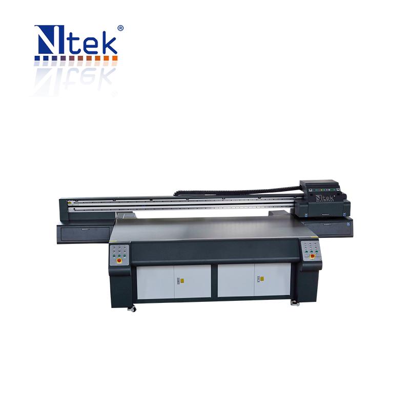 Ntek YC2513S Seiko SPT1020 Printhead UV Flatbed Printer
