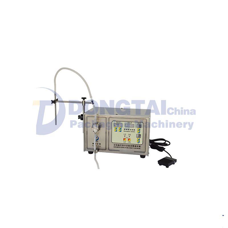 Magnetic Pump Liquid Filling Machine Liquid Filling MachinePeristaltic Pump Filling Machine