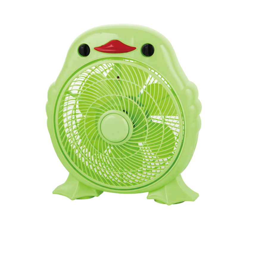 10 inch cartoon animal box fan