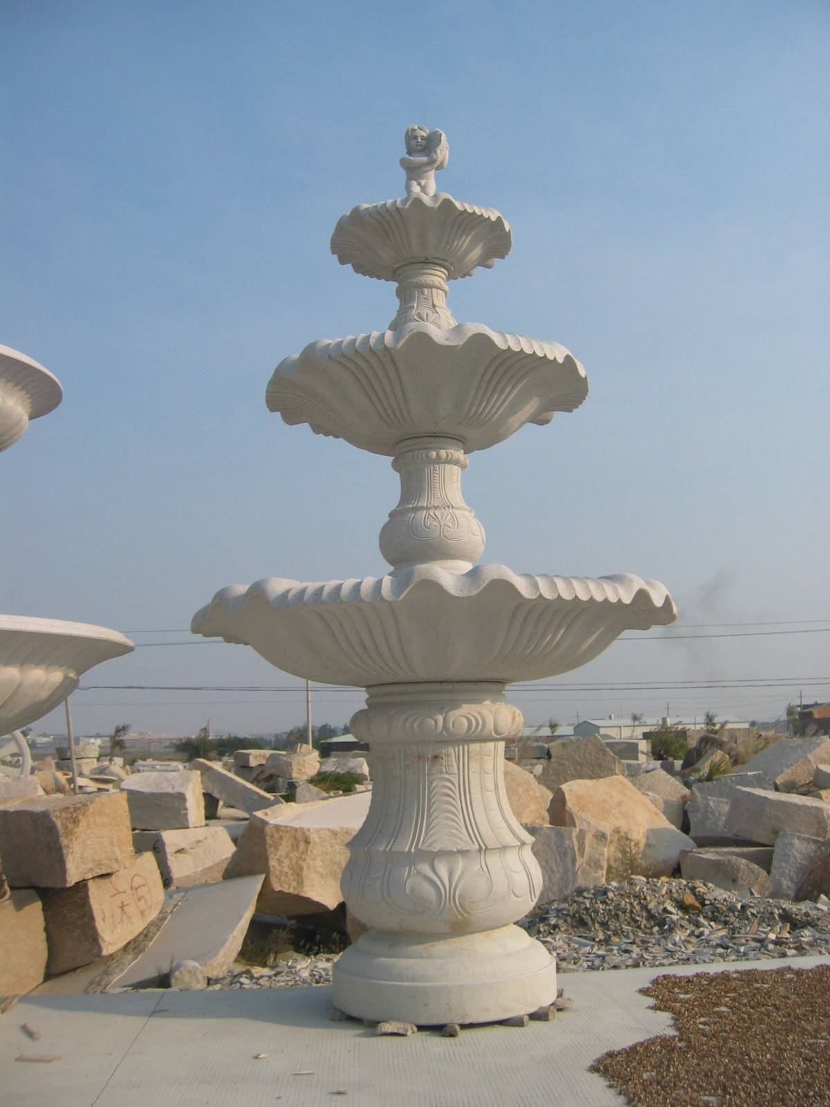 Chinese water fountain decoration for sale