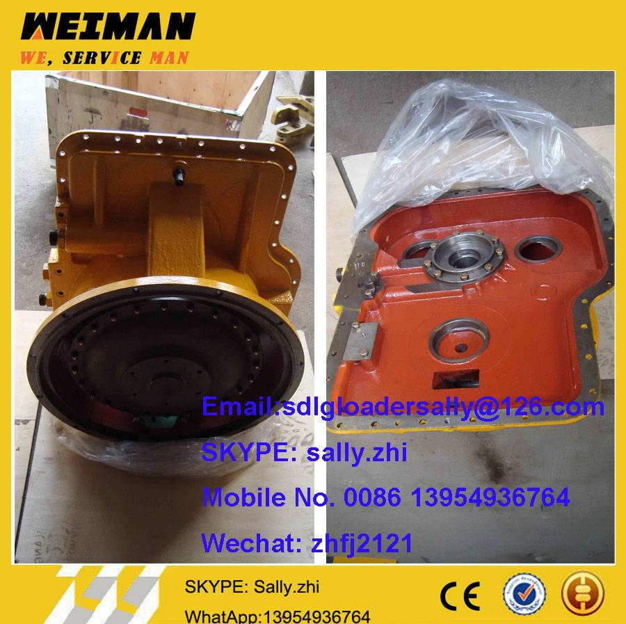 SDLG hydraulic torque convertor YJSW315-60, 2706204 with yellow colour for sale
