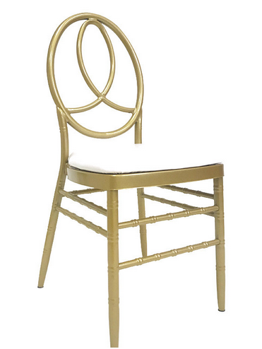 Dining Furniture Gold Napoleon Chiavari Chair