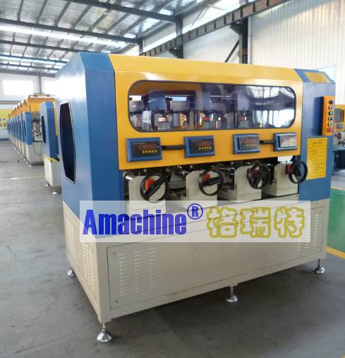 Rolling Machine for aluminum wood composite profile