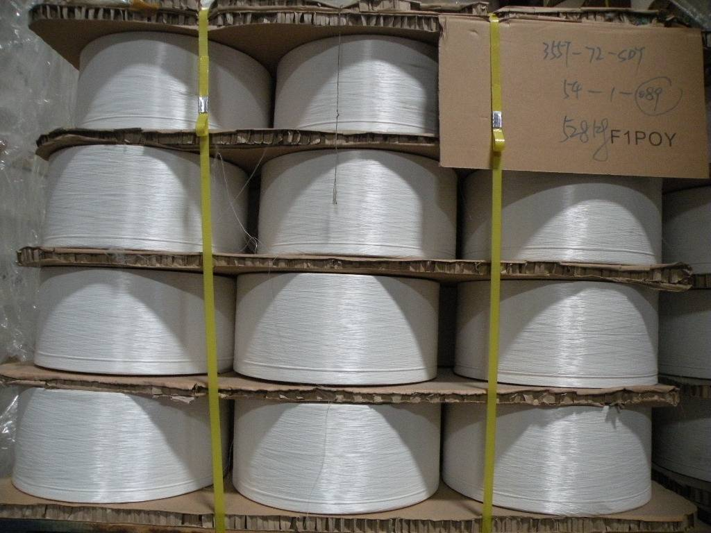 Selling ready stock of POY, Polyester Filament Yarn and Mix Yarn