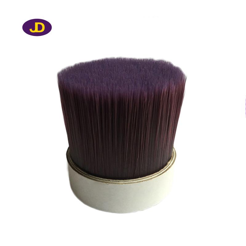 0.16mm violet purple solid pbt brush filament