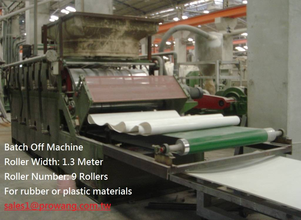 Batch Off Machine