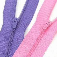 nylon zipper long chain