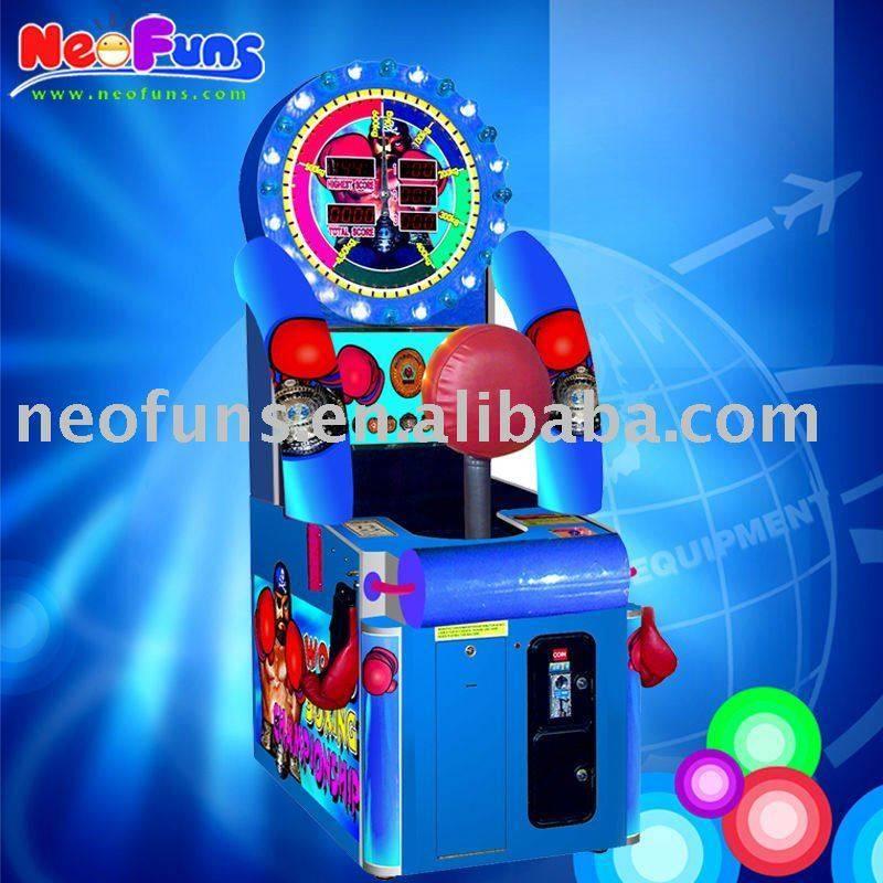 World Boxing Championship amusement machine