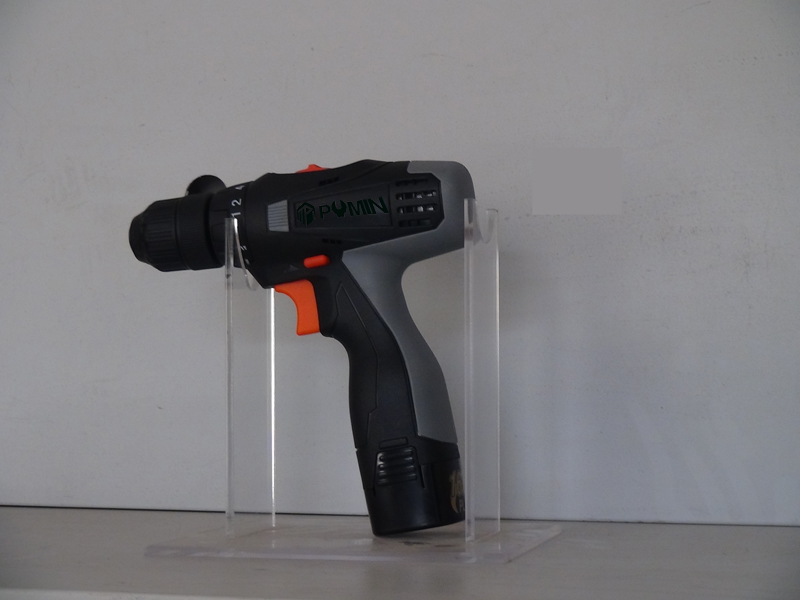 lithium li-ion 2 battery portable electric cordless drill