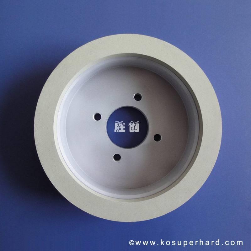 Ceramic bond Diamond grinding Wheel for PCD/PCBN Tool (6A2)