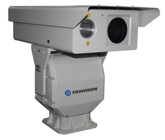 Outdoor PTZ Laser Night Vision camera 10KM