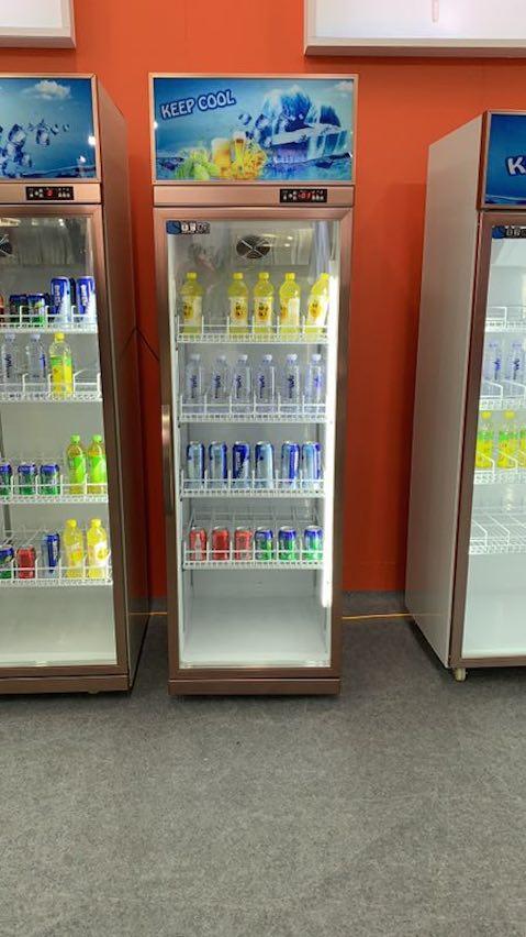 vertical refrigerators