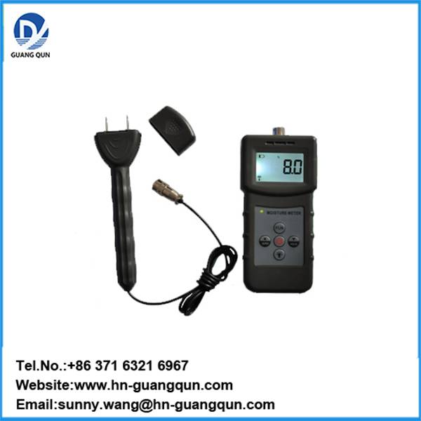 MS360 Portable Pin Type & Inductive Moisture Meter