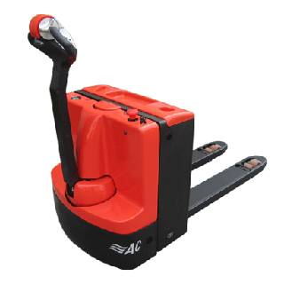 Powered Walkie Pallet Trucks with CE Certificate