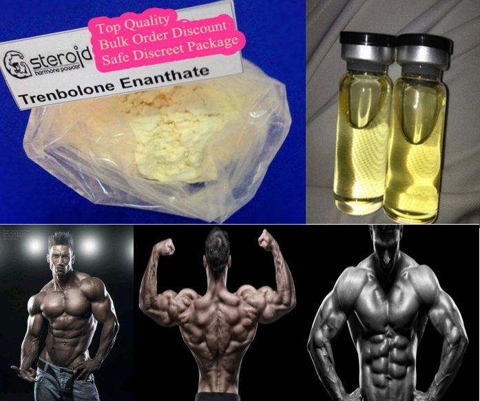 99.0% High Purity Trenbolone Enanthate powder for muscle growth steroid anabolic