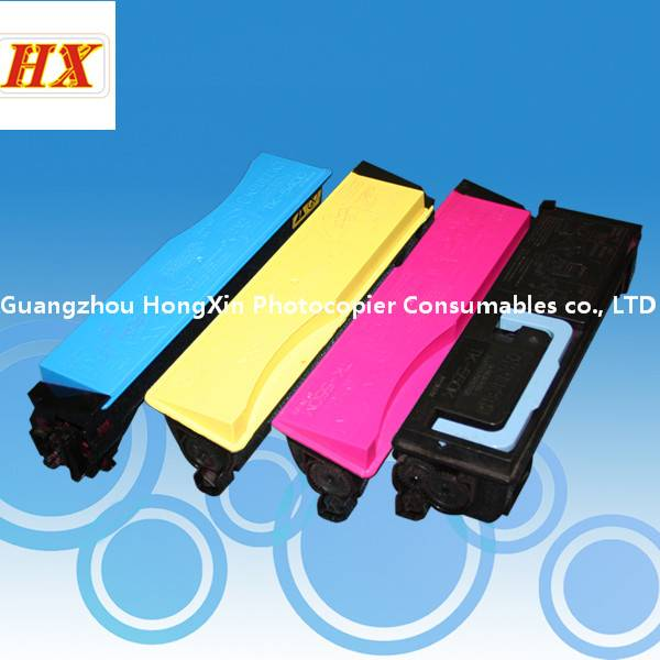 Color Toner Cartridge for Kyocera TK550 for use in FS C5200DN